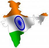 Постер, плакат: Индия