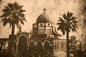 foto of beatitudes  - Retro look of the Orient  - JPG
