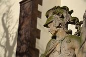 picture of patron  - Statue of Saint Florian - JPG