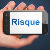 image of risque  - Finance concept - JPG
