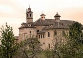picture of carthusian  - Carthusian Monastery located in the Spanish province of Granada is Baroque style - JPG
