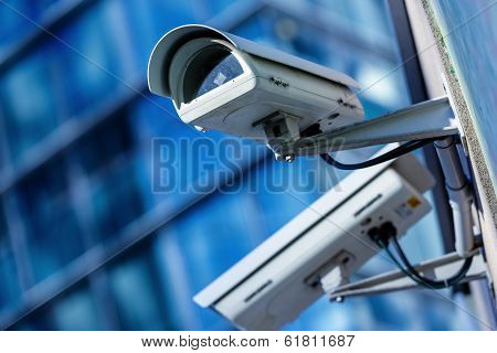 Security Camera And Urban Video poster