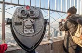 picture of empire state building  - typical Binocular details On Empire State Building - JPG