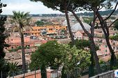 Panoramic View Of Rome