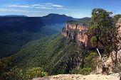 ������, ������: Grose Valley Blue Mountains Australia