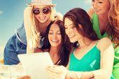 image of internet-cafe  - summer holidays - JPG