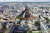 stock photo of gare  - Gare Montparnasse - JPG