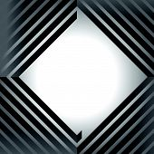foto of grayscale  - Abstract grayscale pattern - JPG