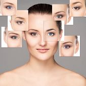 picture of ophthalmology  - Portrait of young - JPG