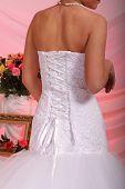 picture of corset  - Corset luxury wedding dress for bride - JPG
