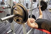 picture of bicep  - sport - JPG