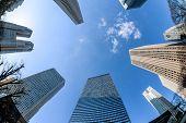 pic of high-rise  - Shinjuku subcenter High - JPG