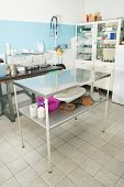 image of veterinary surgery  - Veterinary surgery interior - JPG