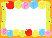 picture of birthday party  - Birthday Balloons  - JPG