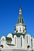 Church Of Alexander Nevsky Kaliningrad, Russia