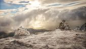 pic of snow clouds  - Landscape - JPG