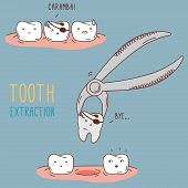 foto of dental  - Teeth treatment and care - JPG