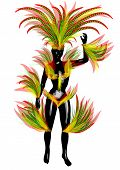 stock photo of brazilian carnival  - carnival brazil - JPG