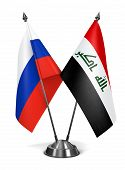 stock photo of iraq  - Russia and Iraq  - JPG