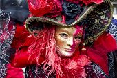 pic of venice carnival  - Carnival of Venice beautiful masks at St. Mark
