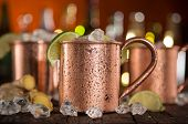 foto of mule  - Cold Moscow Mules  - JPG