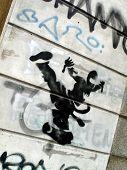 Ninja Graffiti t-shirt