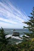 stock photo of mear  - Cape Meares - JPG