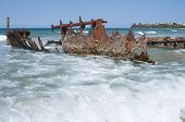 Shipwreck of Steamship Dicky
