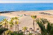 stock photo of cortez  - Beach along Sea of Cortez in Cabo San Lucas Mexico - JPG