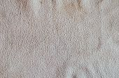 Abstract Gray Fabric Background. Detailed Photo Of A Gray Cotton-based Fabric. Neutral Background. T poster