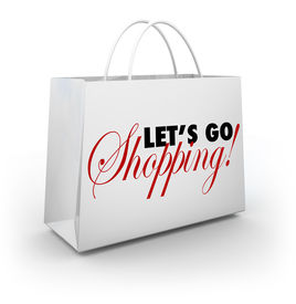 stock photo of going out business sale  - The words Let - JPG
