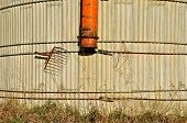 stock photo of chute  - A pitchfork - JPG