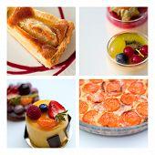 Постер, плакат: Cakes And Desserts