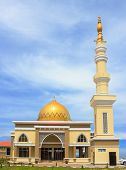 image of cameron highland  - View of Beautiful Mosque in Cameron Highlands - JPG