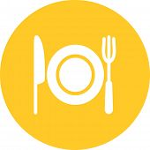 picture of eatables  - Plate - JPG