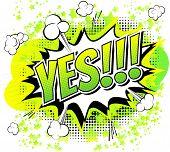 foto of yes  - Yes  - JPG