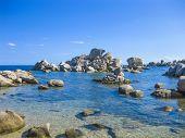 picture of emerald  - Granite reefs and emerald sea of Tamariccio Natural Reserve - JPG
