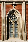 picture of kiev  - Detail of the catholic church of St - JPG