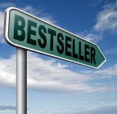 best seller top product most wanted promotion road sign 3D, illustration poster