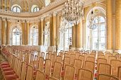 pic of chopin  - Ball room in Royal Castle in Warsaw - JPG