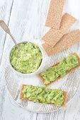 Sandwiches With Guacamole poster