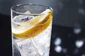 picture of collins  - Gin Tonic Tom Collins on the dance floor