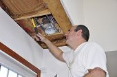 Fixing Ceiling Light
