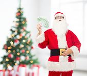 picture of christmas claus  - christmas - JPG