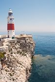 Постер, плакат: Lighthouse Of Gibraltar