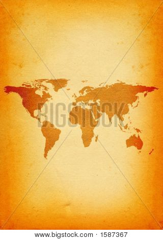 World map vertical poster id1587367 world map vertical poster gumiabroncs Choice Image