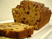 Homemade Apricot Fruit Loaf