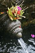 Tirta Empul Holy Water