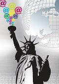 International Landmarks 13 poster