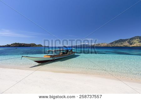 Crystal Clear Waters Of The